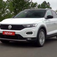 23085 Volkswagen T-Roc – имидж и прагматизм в одном лице. Volkswagen T-Roc