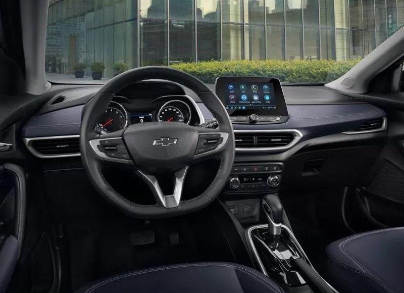 Описание автомобиля Chevrolet Tracker 2019 – 2020