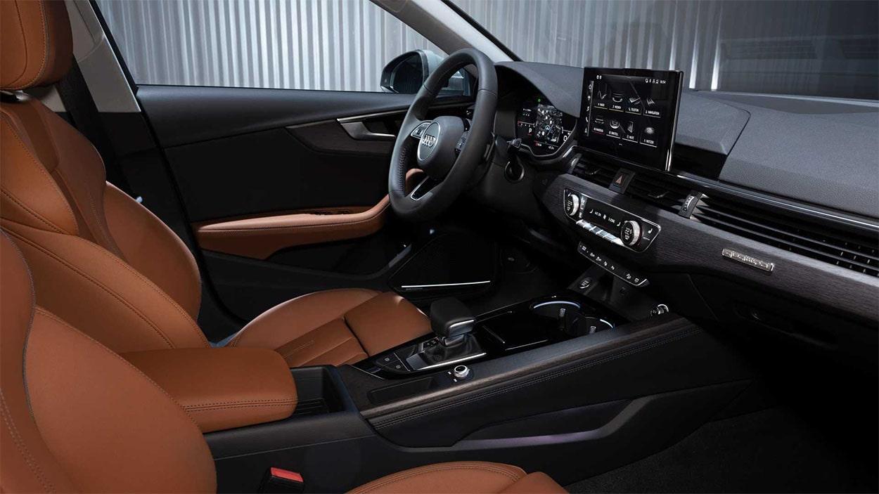 Описание автомобиля Audi A4 2019 – 2020