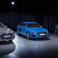23229 Описание автомобиля Audi A4 2019 - 2020