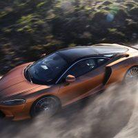 Описание автомобиля McLaren GT 2019 - 2020