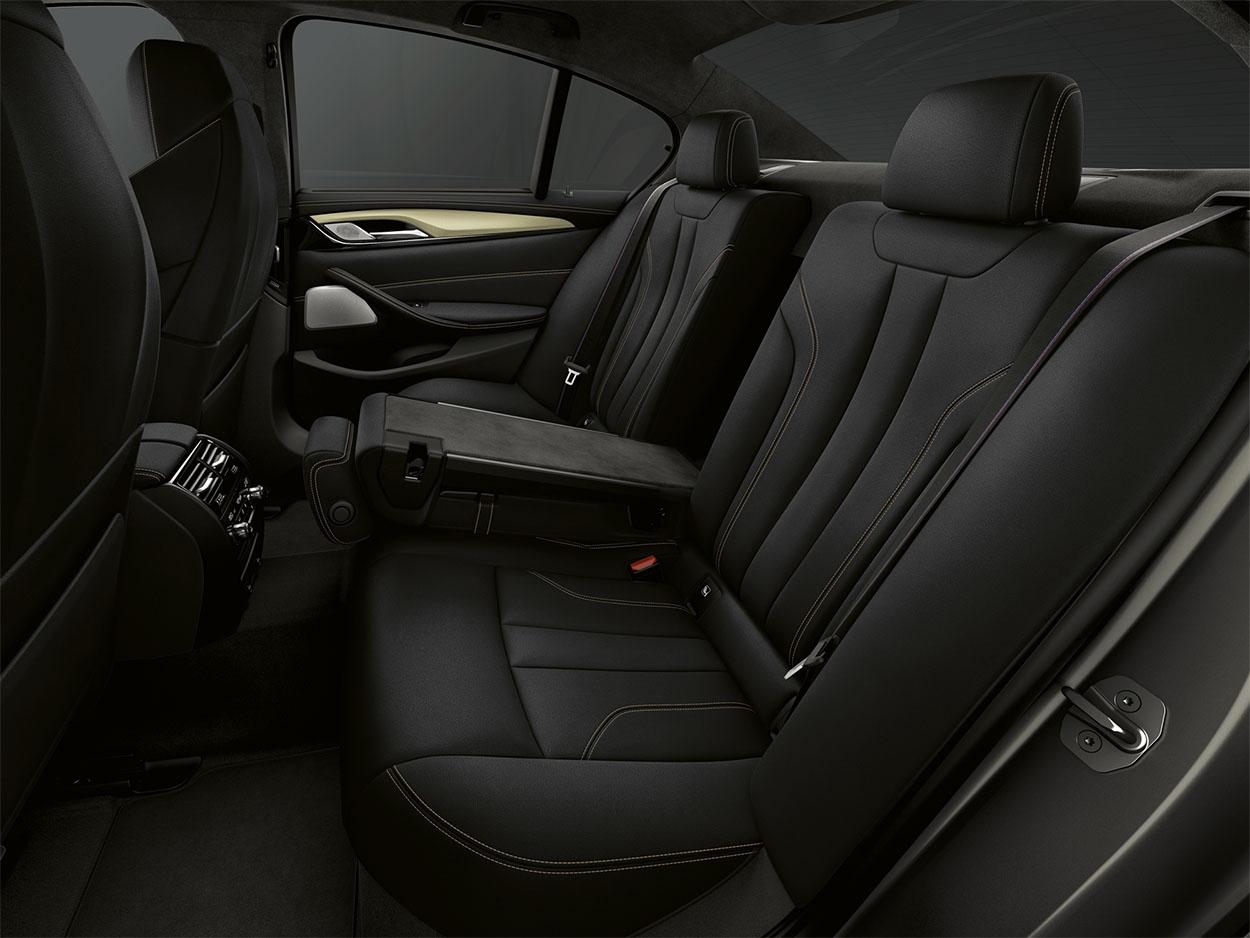 Описание автомобиля BMW M5 Edition 35 Years 2019 – 2020