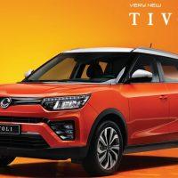 23258 Описание автомобиля SsangYong Tivoli 2019 - 2020