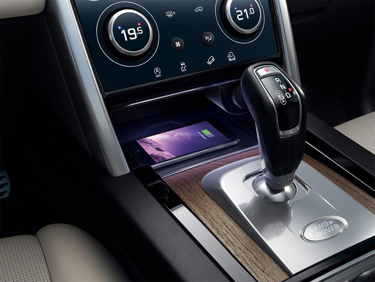 Описание автомобиля Land Rover Discovery Sport 2019 – 2020