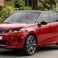 Описание автомобиля Land Rover Discovery Sport 2019 - 2020