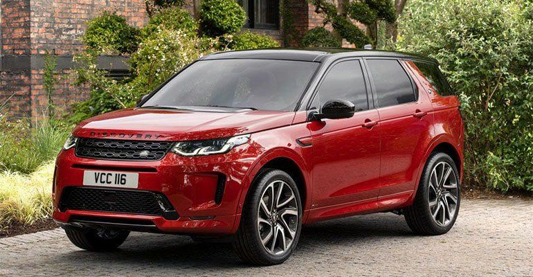 23271 Описание автомобиля Land Rover Discovery Sport 2019 - 2020