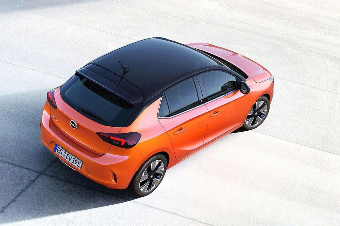 Описание автомобиля Opel Corsa 2019 – 2020