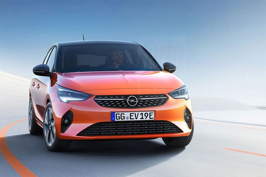 23278 Описание автомобиля Opel Corsa 2019 - 2020