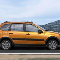 23282 Описание автомобиля Lada Granta Cross 2019 - 2020