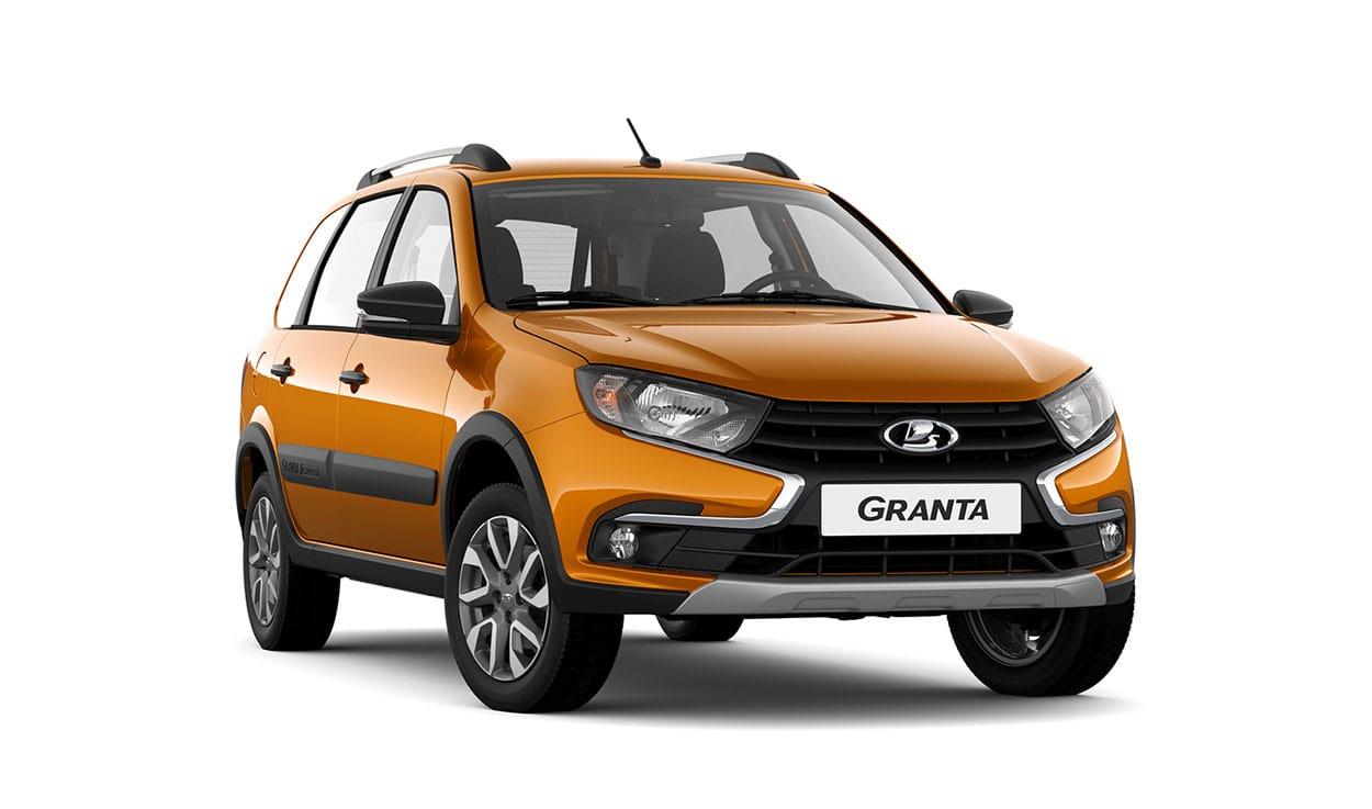 Описание автомобиля Lada Granta Cross 2019 – 2020