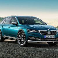 23307 Описание автомобиля Skoda Superb 2019 - 2020