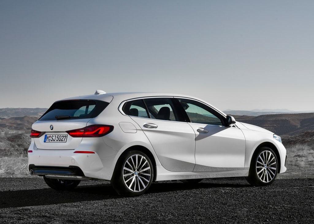 Описание автомобиля BMW 1-Series (F40) 2019 – 2020