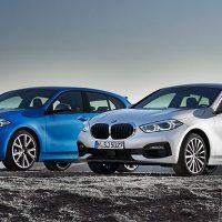 23321 Описание автомобиля BMW 1-Series (F40) 2019 - 2020