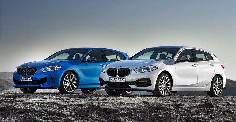 Описание автомобиля BMW 1-Series (F40) 2019 — 2020