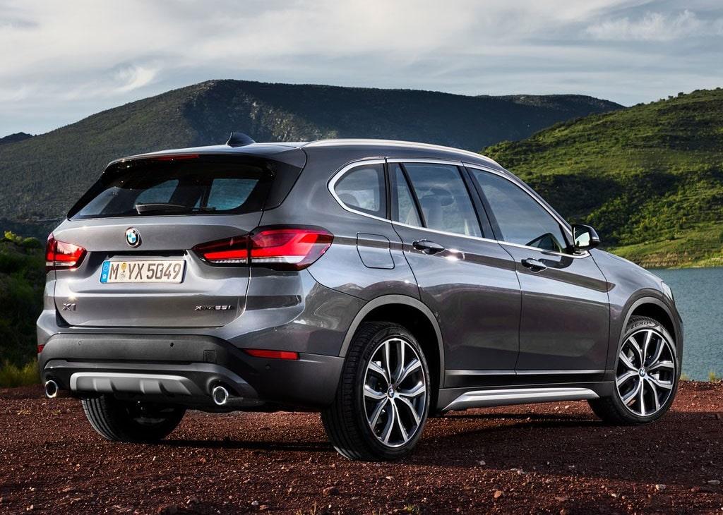 Описание автомобиля BMW X1 2019 – 2020