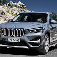 23332 Описание автомобиля BMW X1 2019 - 2020