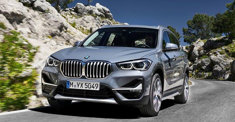 Описание автомобиля BMW X1 2019 — 2020