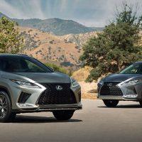 Описание автомобиля Lexus RX 2019 - 2020