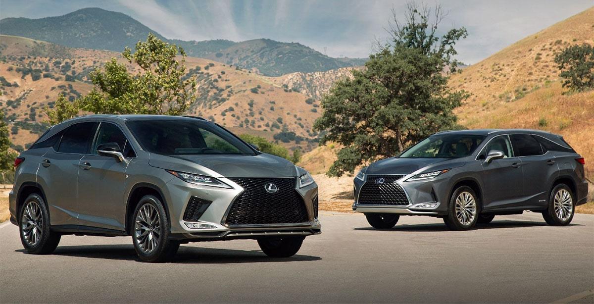 Описание автомобиля Lexus RX 2019 — 2020