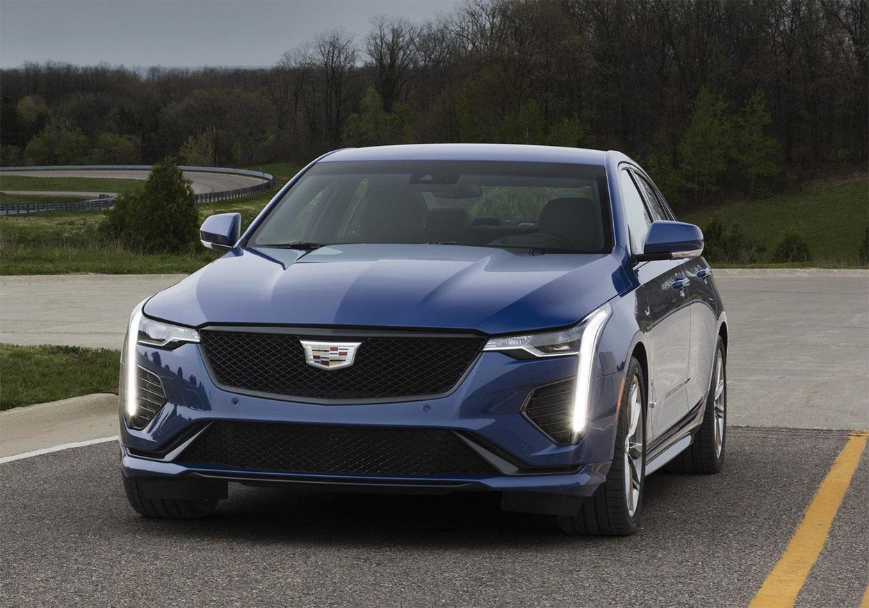 Описание автомобиля Cadillac CT4 2019 – 2020
