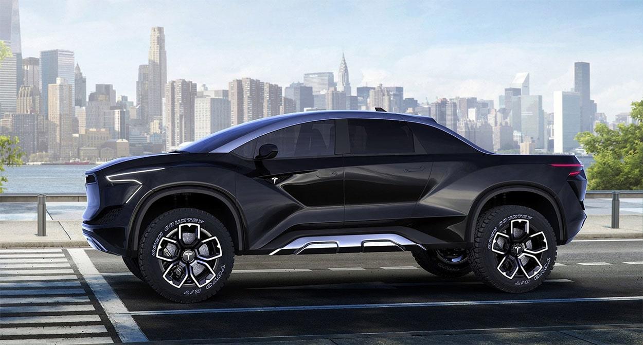 Описание автомобиля Tesla Model P 2020 – 2021