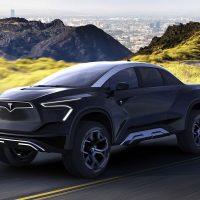 23358 Описание автомобиля Tesla Model P 2020 - 2021