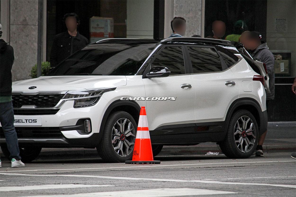 23364 Описание автомобиля Kia Seltos 2019