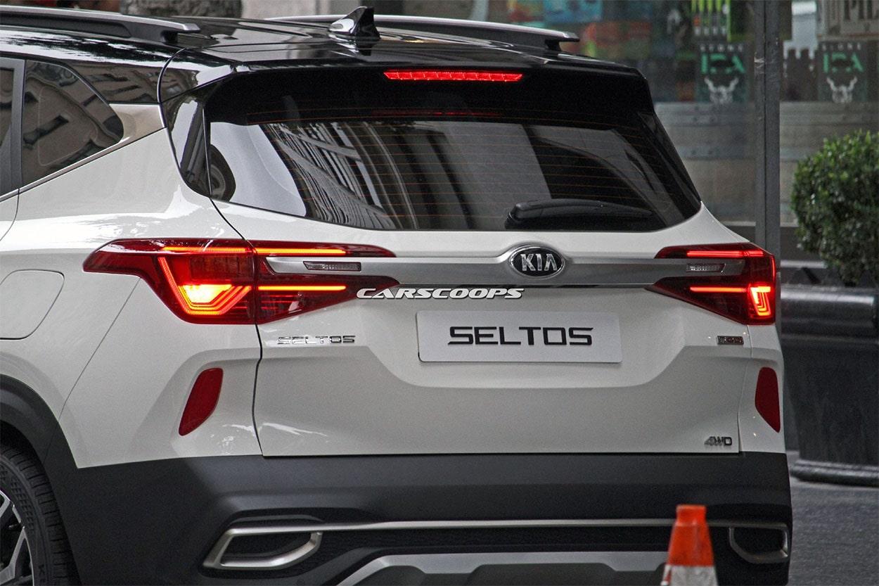 Описание автомобиля Kia Seltos 2019