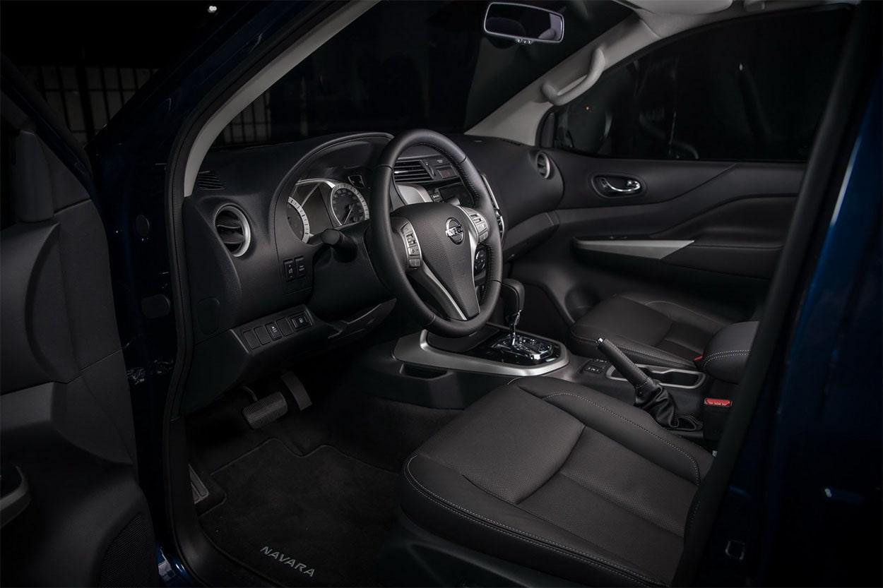Описание автомобиля Nissan Navara 2019 – 2020