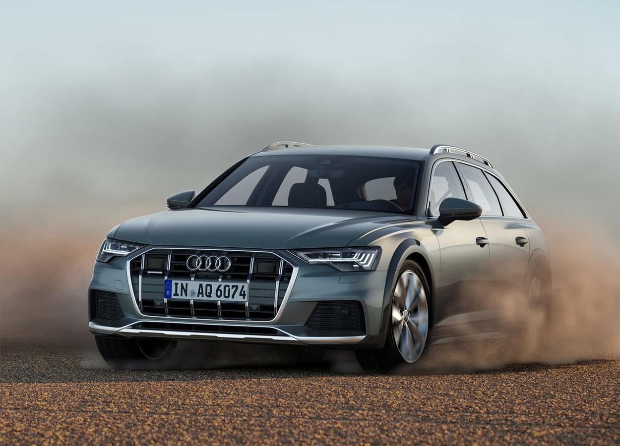 Описание автомобиля Audi A6 allroad 2019 – 2020
