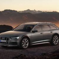 Описание автомобиля Audi A6 allroad 2019 - 2020