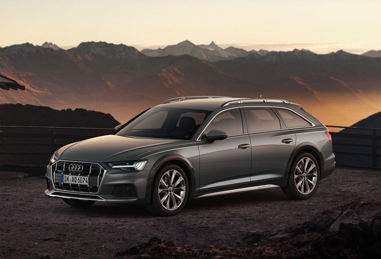 23387 Описание автомобиля Audi A6 allroad 2019 - 2020