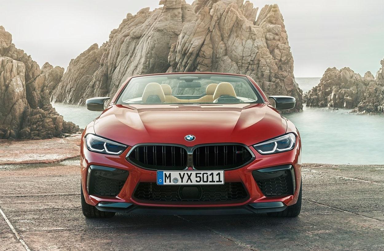 23397 Описание автомобиля BMW M8 2019 - 2020