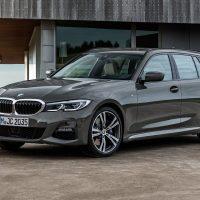 Описание автомобиля BMW 3-Series Touring G21 2019 - 2020