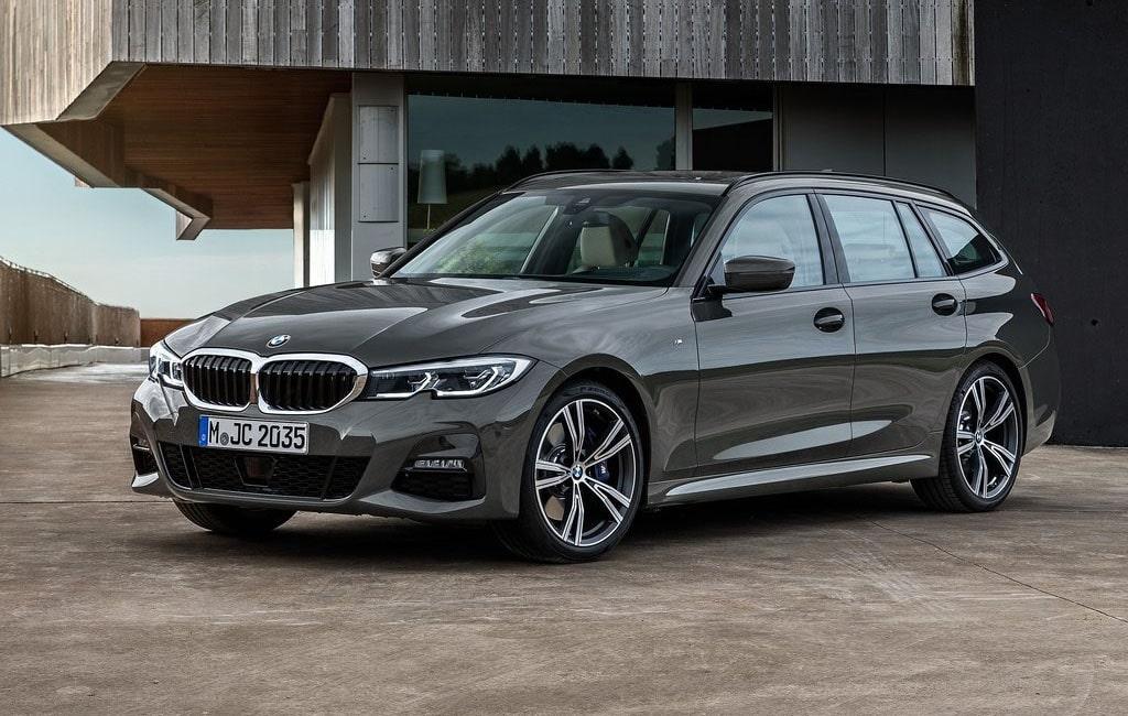 23456 Описание автомобиля BMW 3-Series Touring G21 2019 - 2020