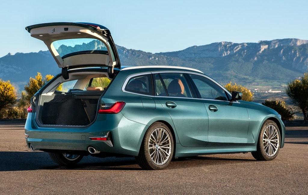 Описание автомобиля BMW 3-Series Touring G21 2019 – 2020