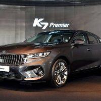 23469 Описание автомобиля Kia K7 Premier 2019