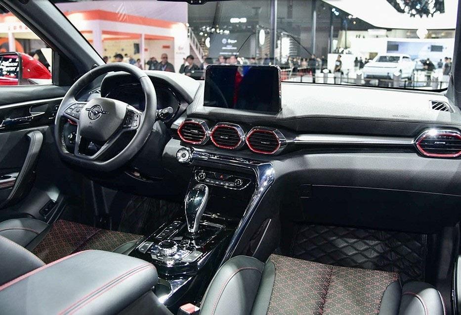 Описание автомобиля Haima S8 2019