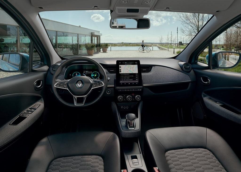 Описание автомобиля Renault ZOE 2019 – 2020