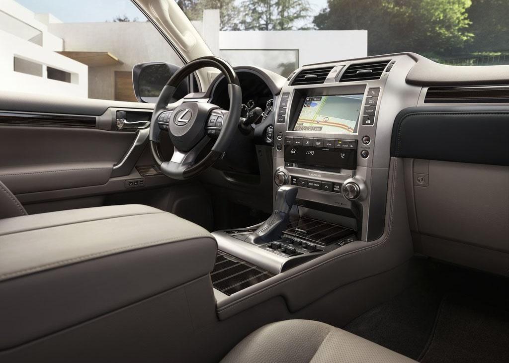 Описание автомобиля Lexus GX 2019 – 2020