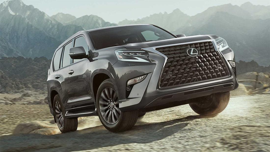 Описание автомобиля Lexus GX 2019 — 2020