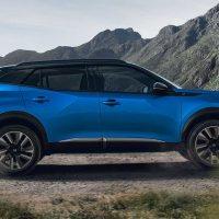 Описание автомобиля Peugeot 2008 2019 - 2020