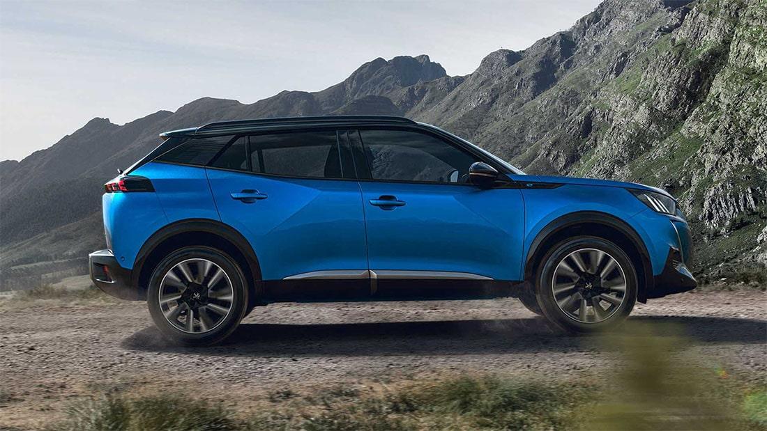23515 Описание автомобиля Peugeot 2008 2019 - 2020