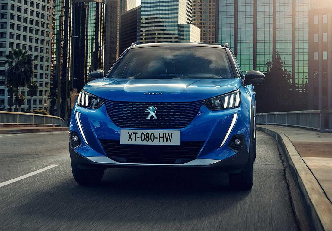 Описание автомобиля Peugeot 2008 2019 – 2020