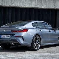 Описание автомобиля BMW 8-Series Gran Coupe 2019