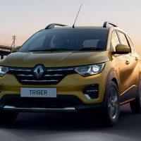 23546 Описание автомобиля Renault Triber 2019