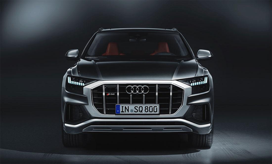 Описание автомобиля Audi SQ8 2019