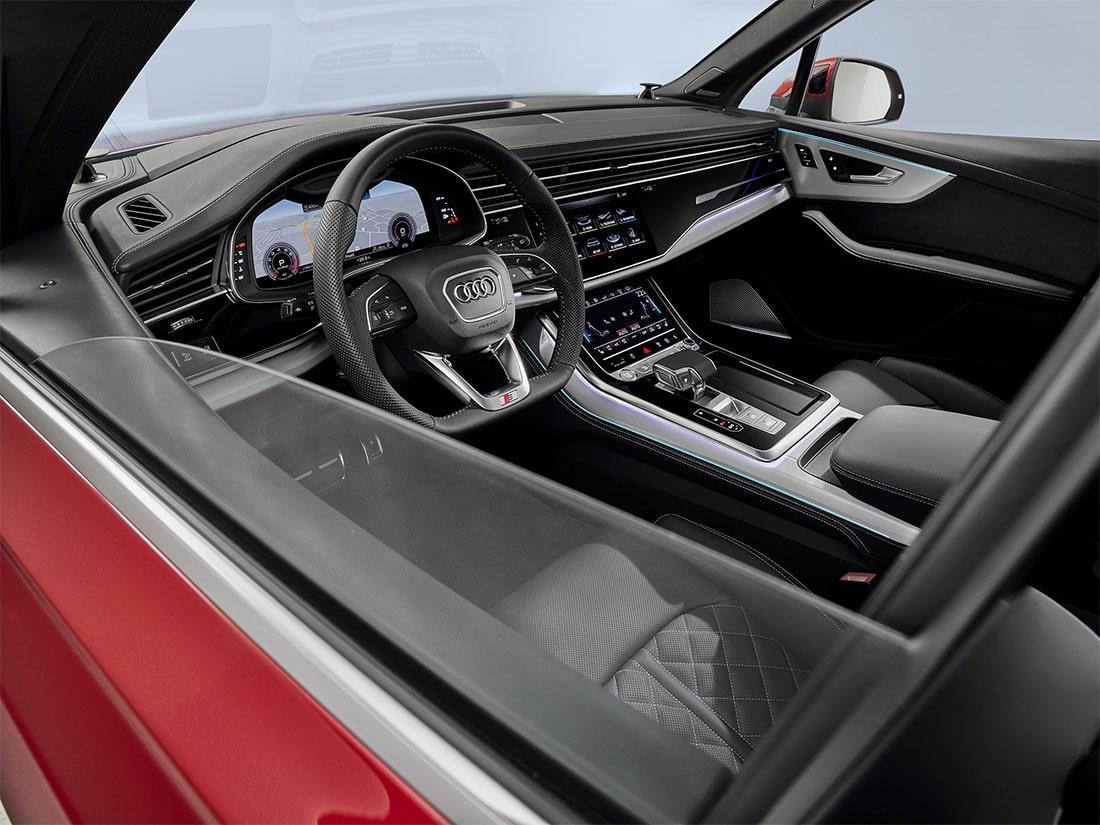 Описание автомобиля Audi Q7 2019 – 2020