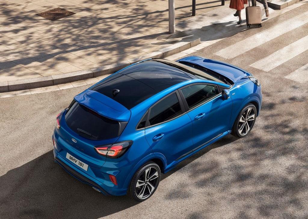 Описание автомобиля Ford Puma 2019