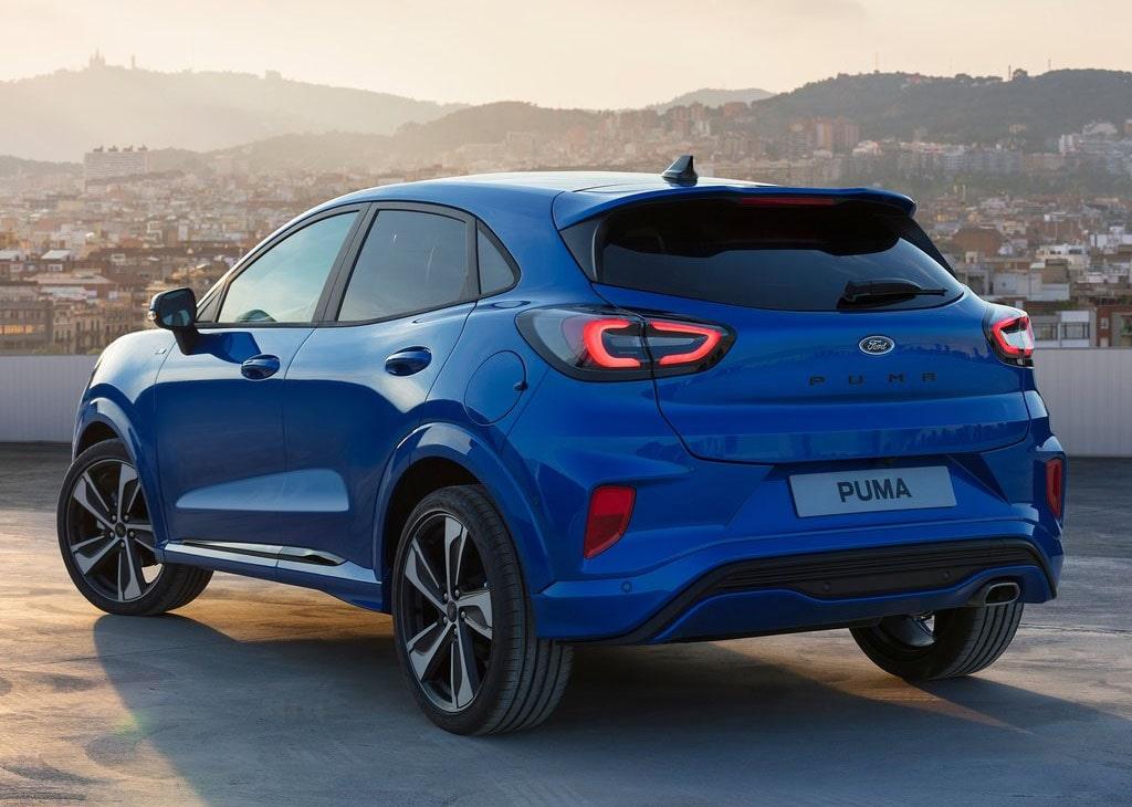 23590 Описание автомобиля Ford Puma 2019
